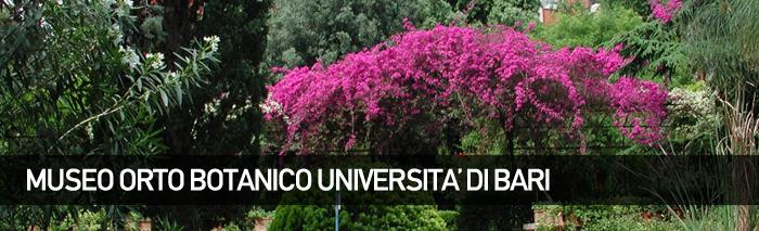 Museo Orto Botanico dell'Università degli Studi di Bari