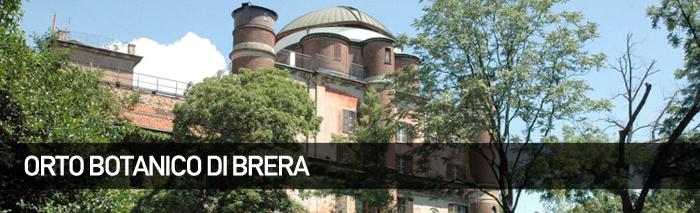 Orto Botanico di Brera – Università degli Studi di Milano