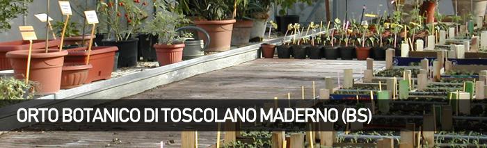 Orto Botanico G.E. Ghirardi – Toscolano Maderno – Brescia