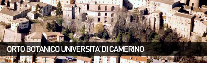 """Orto botanico """"Carmela Cortini"""" – Università degli Studi di Camerino"""