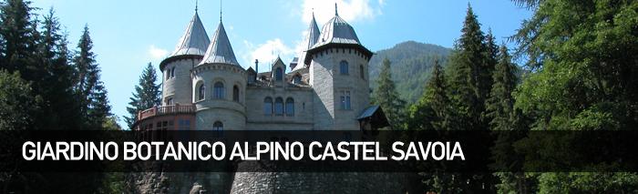 Giardino Botanico Alpino Castel Savoia