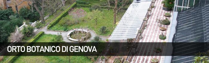 Orto Botanico dell'Università di Genova