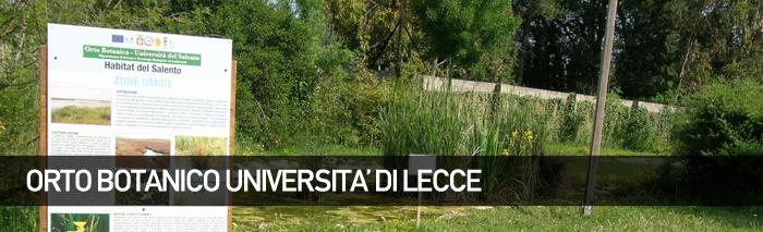 Orto Botanico Università di Lecce
