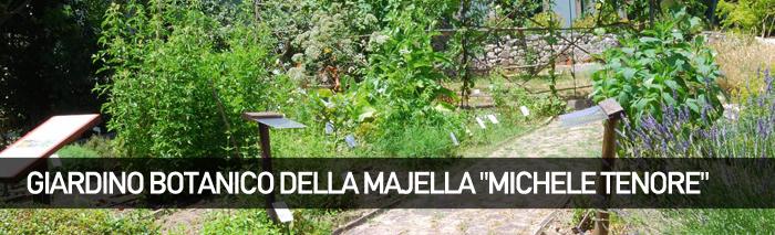 Giardino Botanico della Majella Michele Tenore