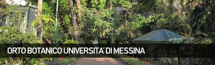 """Orto Botanico """"Pietro Castelli"""" Università di Messina"""