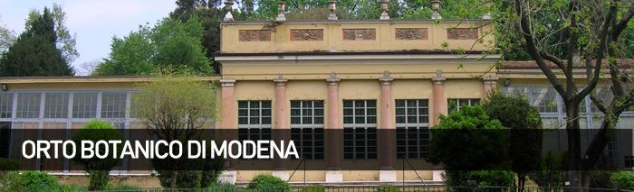 Orto Botanico dell'Università di Modena