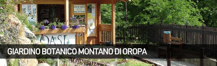 Giardino Botanico Montano di Oropa