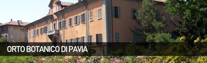 Orto Botanico di Pavia