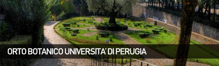Orto Botanico Università di Perugia