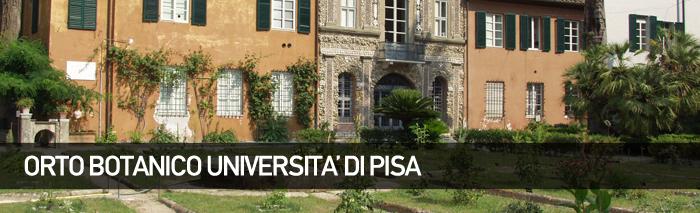 Orto e Museo Botanico dell'Università di Pisa