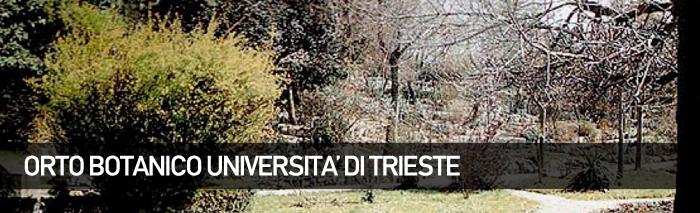 Orto Botanico Università di Trieste