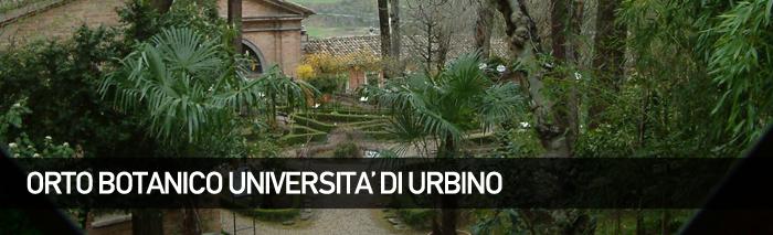 Orto Botanico Università di Urbino