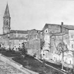 L'orto botanico di San Pietro nel 1900