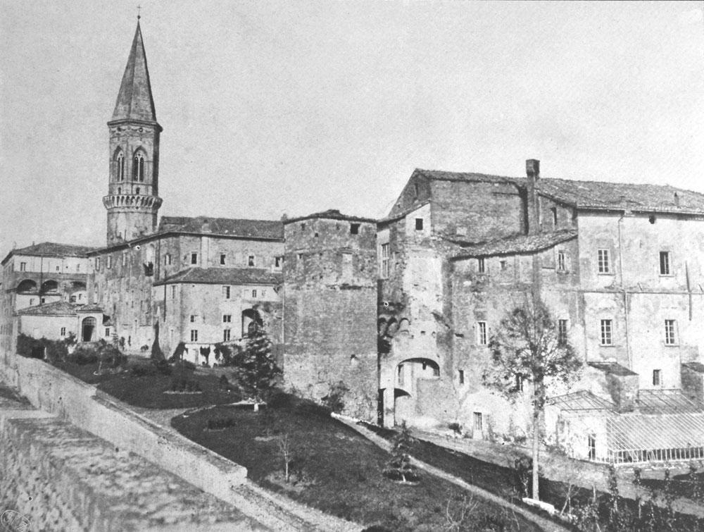Credenza Perugia : Orto botanico università di perugia d italia
