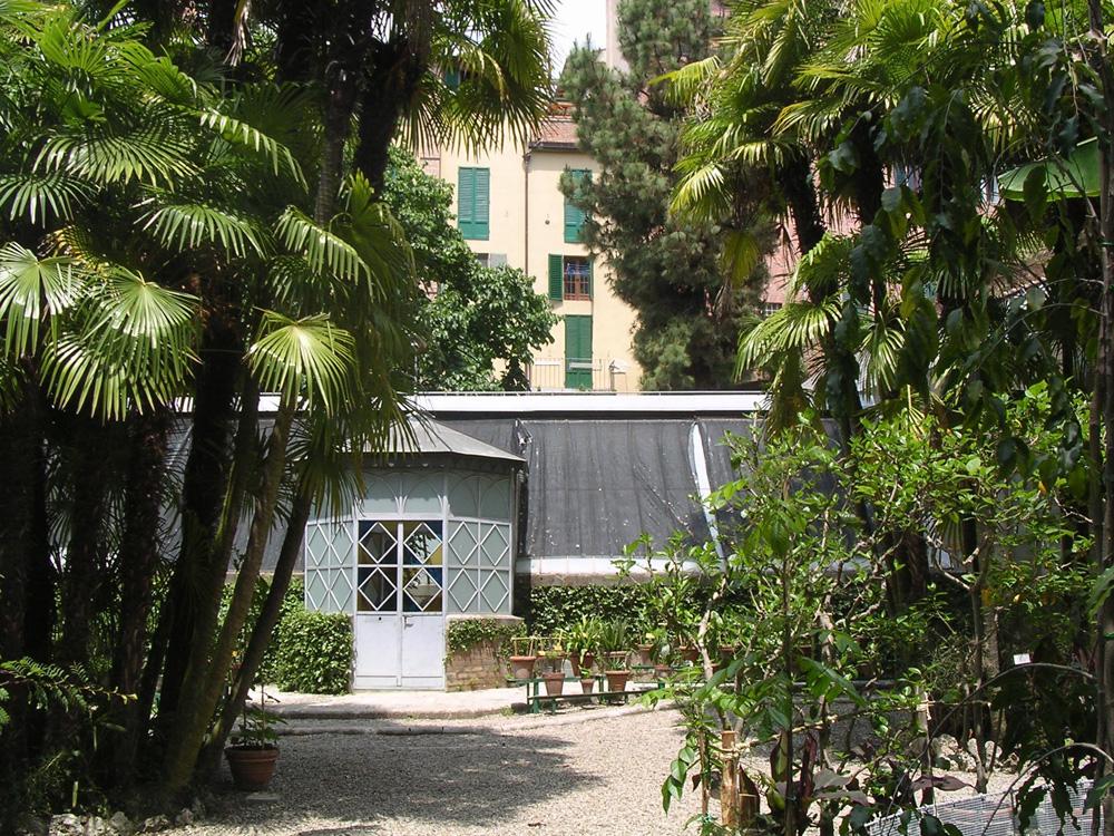 orti botanici italia